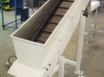 Evacuation systems and magnetic conveyors