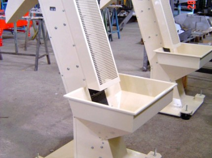 Elevators for bulk product